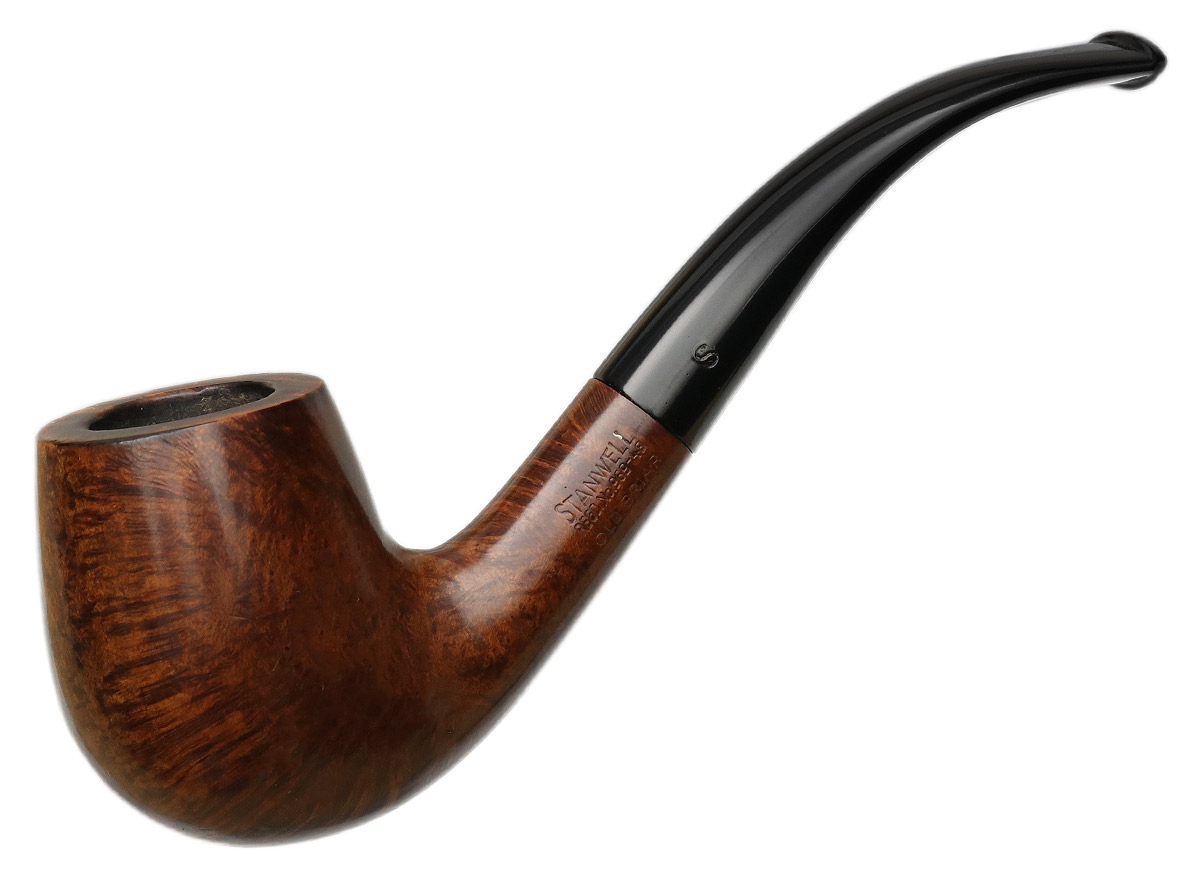 Danish Estate Stanwell Old Briar Smooth (383) (Regd. No.) (1948-1960s)