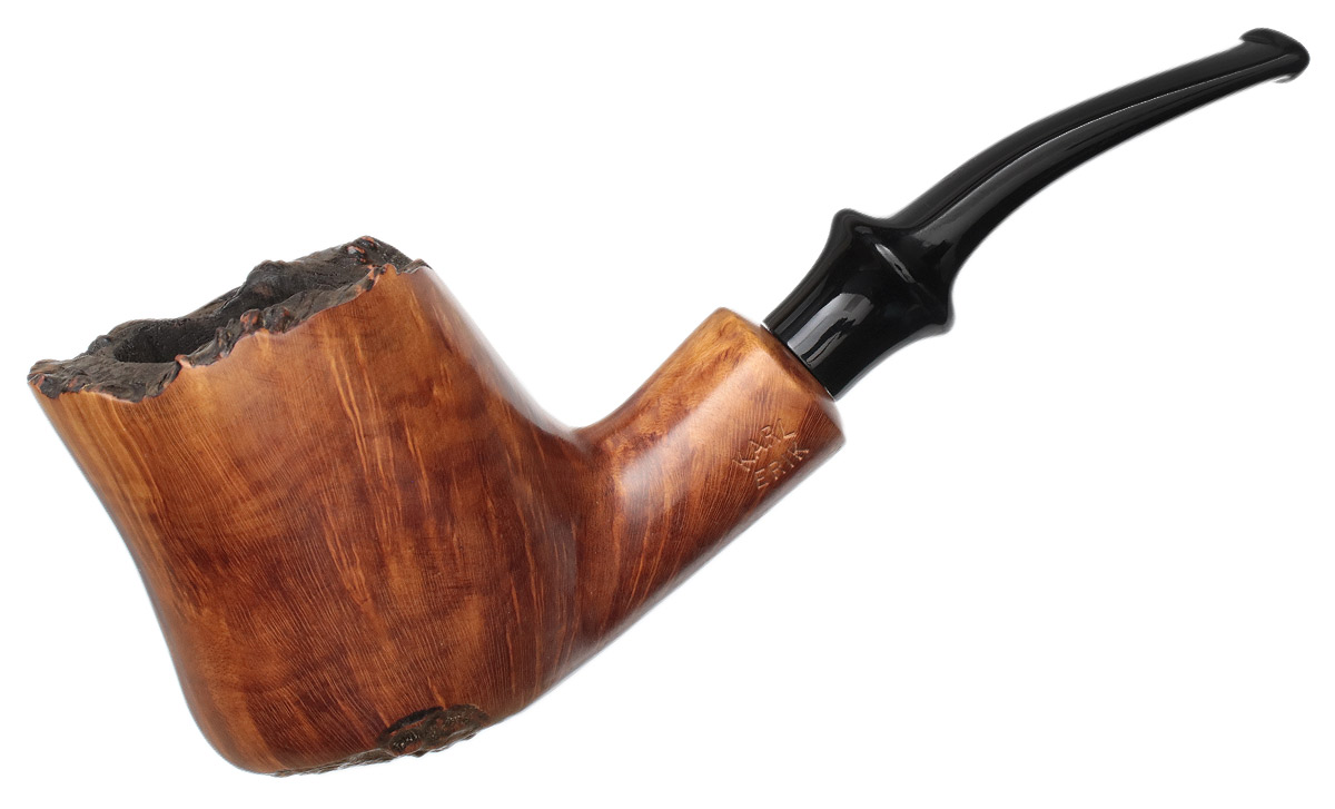 Danish Estate Karl Erik Spot Carved Freehand
