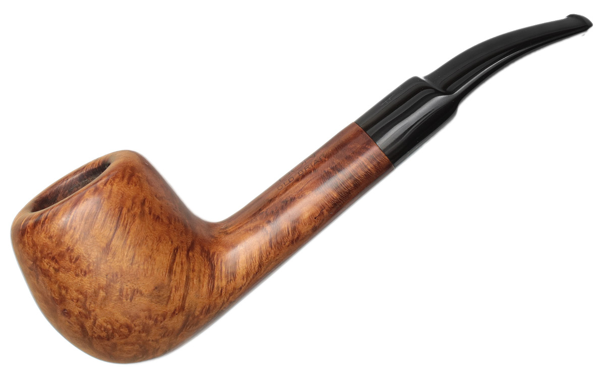 Danish Estate DON Old Briar Smooth Bent Apple