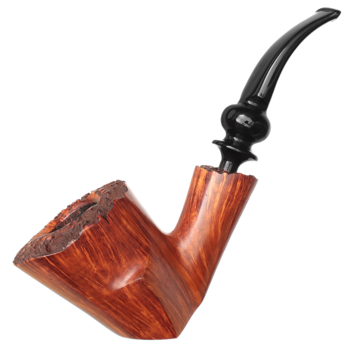 Danish Estate Bjarne Smooth Bent Dublin Sitter