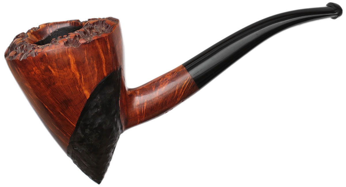 Danish Estate Johs Partially Rusticated Pickaxe (Unsmoked)