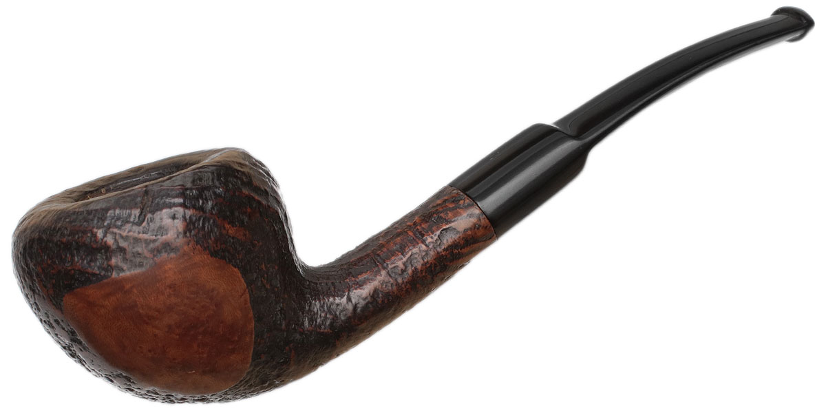 Danish Estate Royal Danish Partially Sandblasted (986) (by Stanwell)