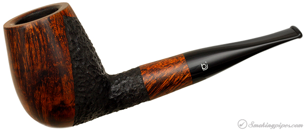 Bjarne Giant Partially Rusticated Billiard (9mm)