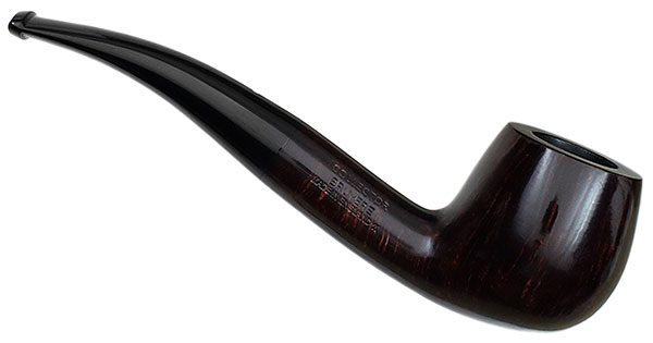 English Estate Dunhill Bruyere Collector Bent Apple (HT) (2011)