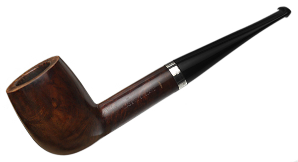 English Estate Wally Frank Smooth Billiard with Silver