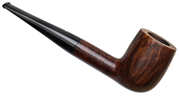 English Estate Dunhill Amber Flame Billiard (DR) (Two Flame) (2002)
