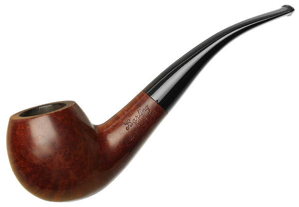 English Estate Barling Smooth Bent Apple (5915) (Post-Transition) (Replacement Stem)