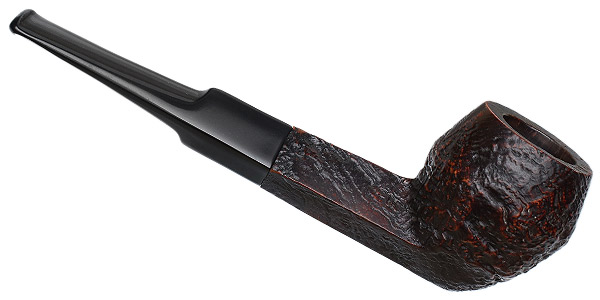 English Estate Dunhill Shell Briar (OXS) (F/T) (4) (S) (1961) (Replacement Stem)