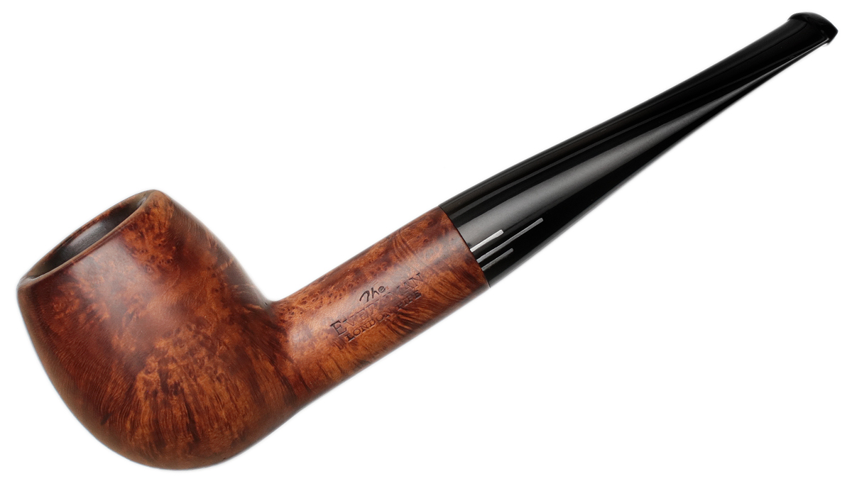 English Estate The Everyman Smooth Apple (334) (by Comoy