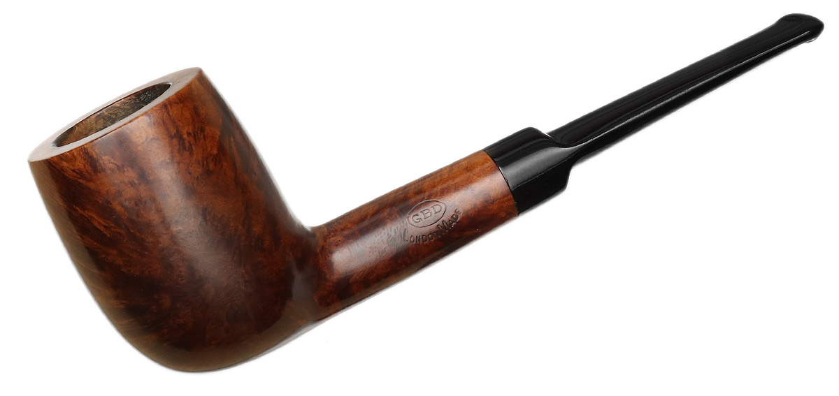 English Estate GBD Smooth Billiard (L9436) (post-1980)