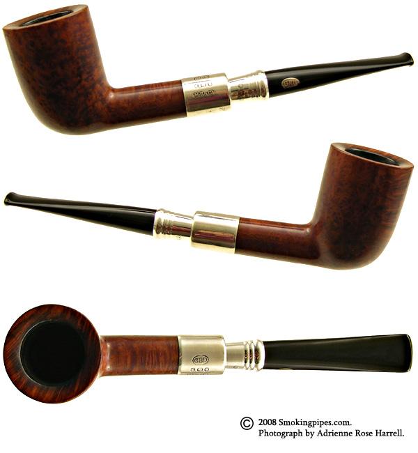 GBD Smooth Dublin with Silver Spigot (9453) (1954-55)