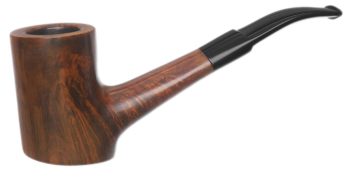 English Estate Unknown Smooth Cherrywood (9649) (Replacement Stem)