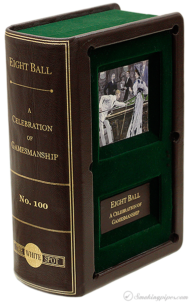 English Estate Dunhill Eight Ball Dress Pipe Limited Edition (3) (100/100)