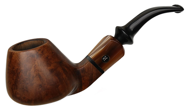 French Estate Butz-Choquin De Luxe Smooth Bent Brandy (Replacement Stem)