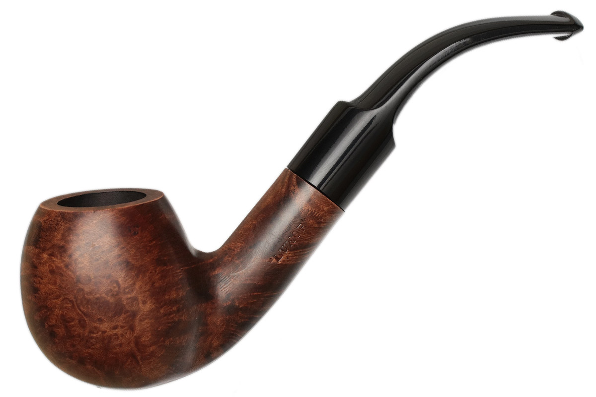 French Estate Luxor Smooth Bent Apple (2) (Unsmoked)