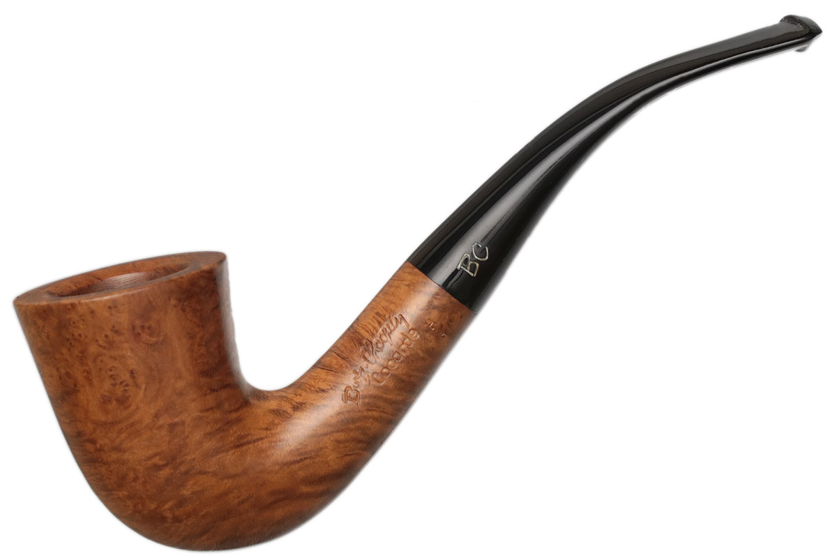 French Estate Butz-Choquin Cocarde Smooth Bent Dublin (1283) (H) (Unsmoked)