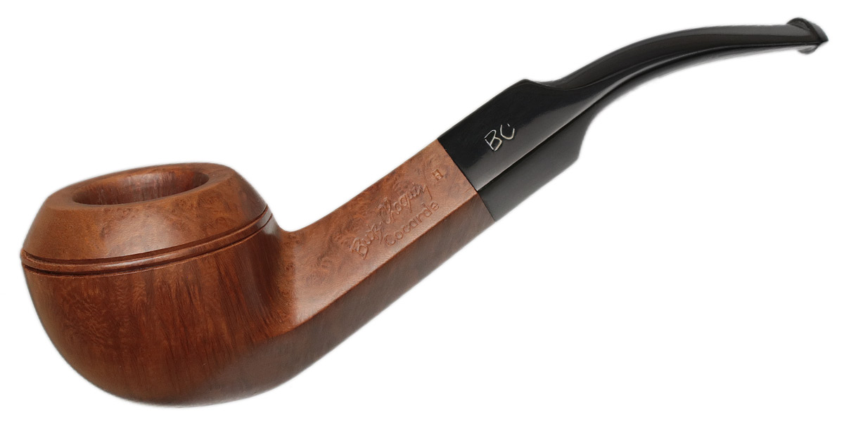 French Estate Butz-Choquin Cocarde Smooth Bent Bulldog (1027) (H) (Unsmoked)