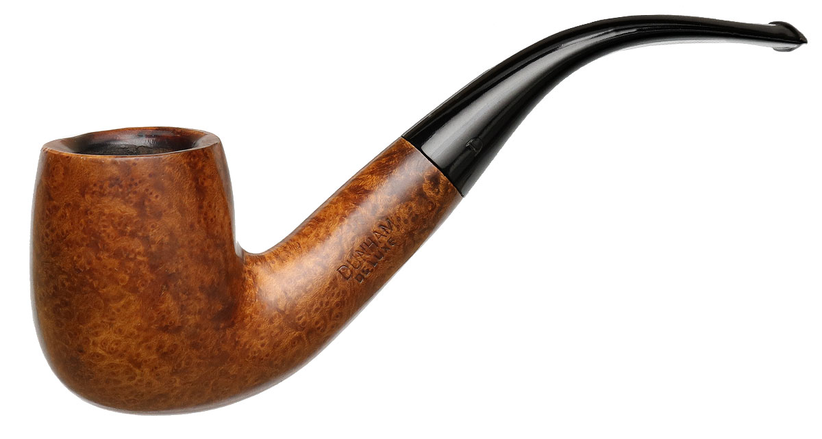 French Estate Dunham De Luxe Smooth Bent Billiard (4)