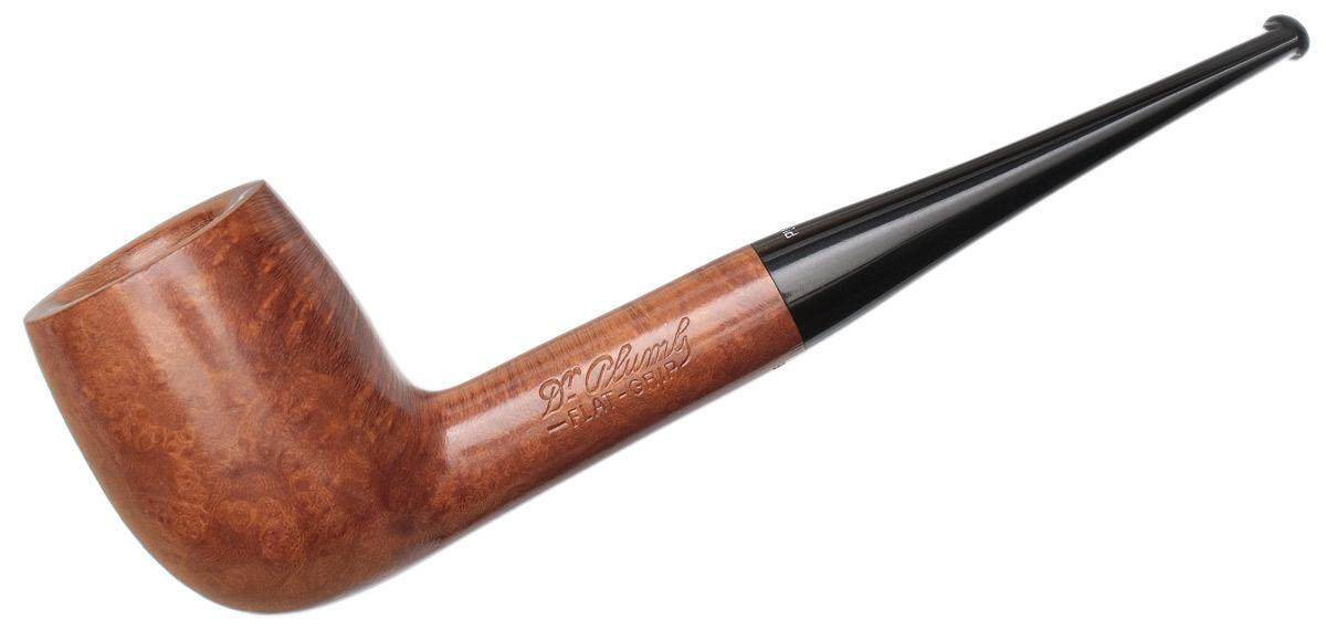 French Estate Dr. Plumb Flat-Grip Smooth Billiard (122) (Unsmoked)