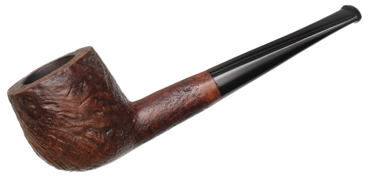 French Estate GBD Sablee Standard Sandblasted Pot (789) (Replacement Stem)