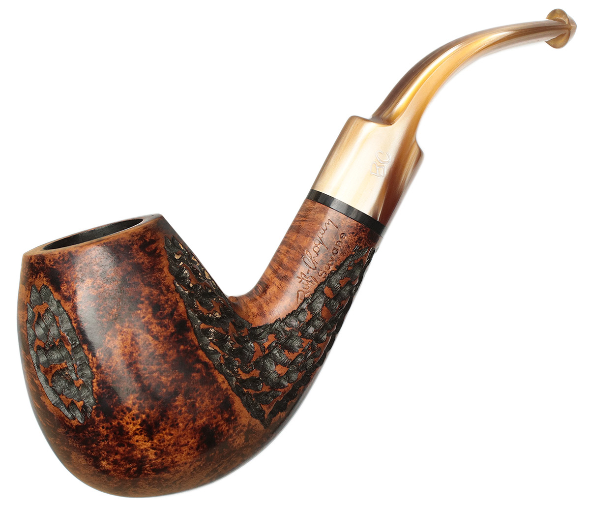 French Estate Butz-Choquin Savane Partially Rusticated (1310) (Unsmoked)