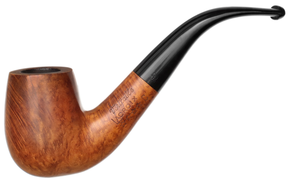 French Estate LaCroix Smooth Bent Billiard (****) (C) (606)