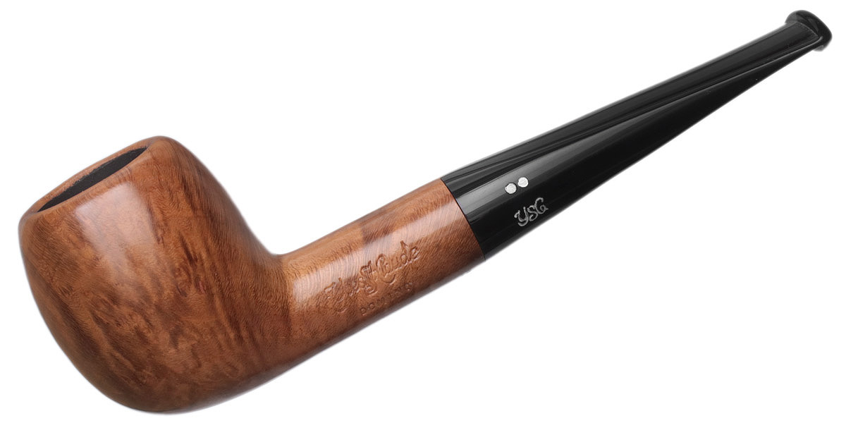 French Estate Yves St. Claude Domino Smooth Apple (62) (Unsmoked)