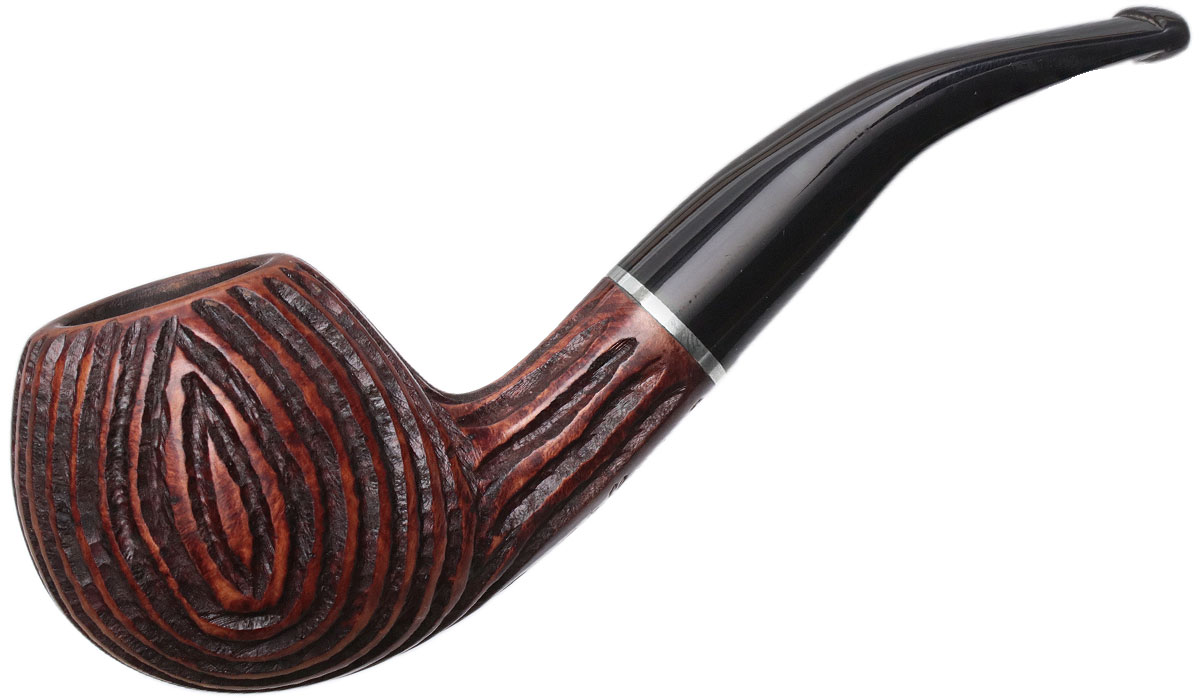 French Estate Butz-Choquin Metro Carved Bent Apple (1789)