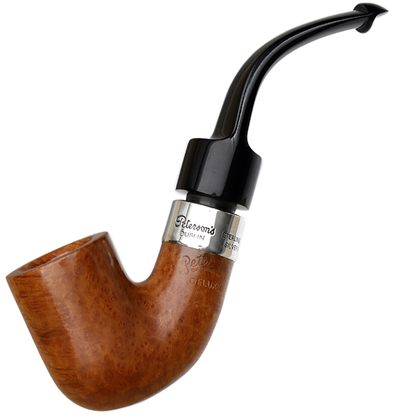 Irish Estate Peterson Deluxe System (8s) (P-Lip) (9mm) (2003) (Unsmoked)