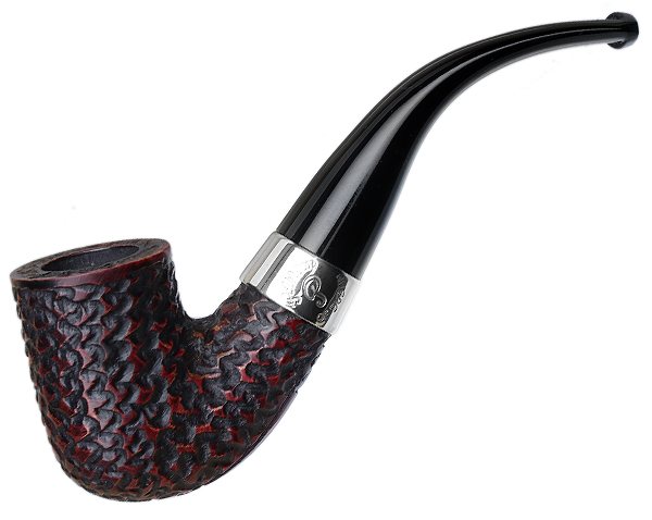 Irish Estate Peterson Donegal Rocky (338) (Fishtail) (Unsmoked)