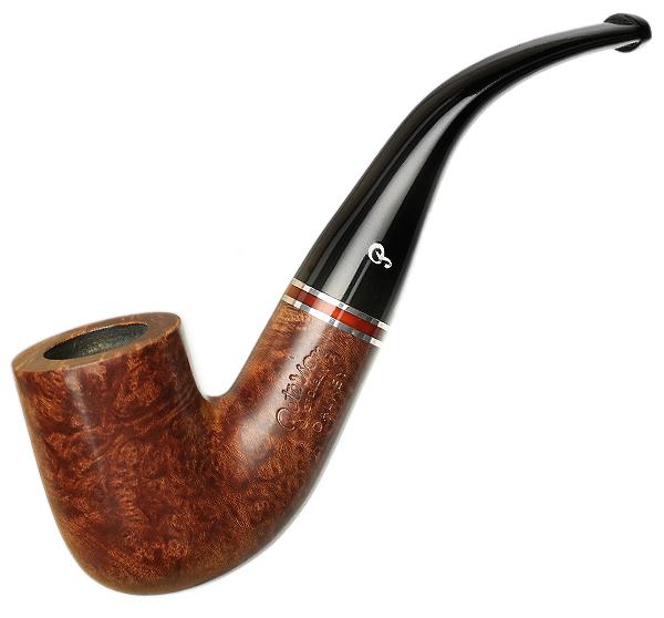 Irish Estate Peterson Dalkey (338) (Fishtail) (Unsmoked)