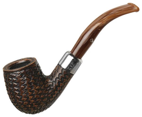 Irish Estate Peterson Derry Rusticated (69) (Fishtail) (Unsmoked)