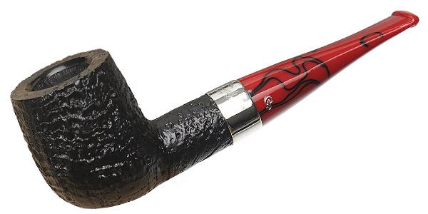 Irish Estate Peterson Dracula Sandblasted (107) (Fishtail) (Unsmoked)