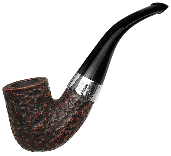 Peterson Donegal Rocky (338) (P-Lip) (Unsmoked)