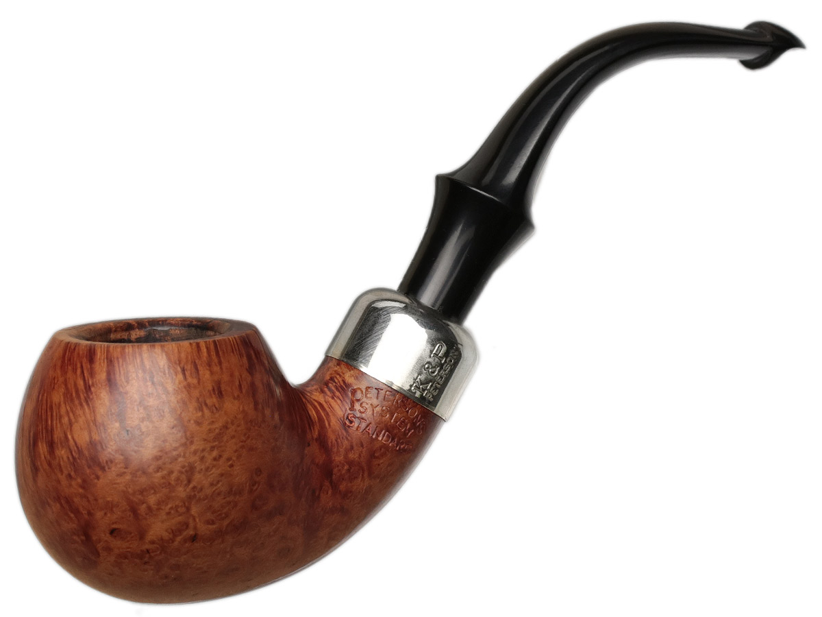 Irish Estate Peterson System Standard Smooth (303) (P-Lip)