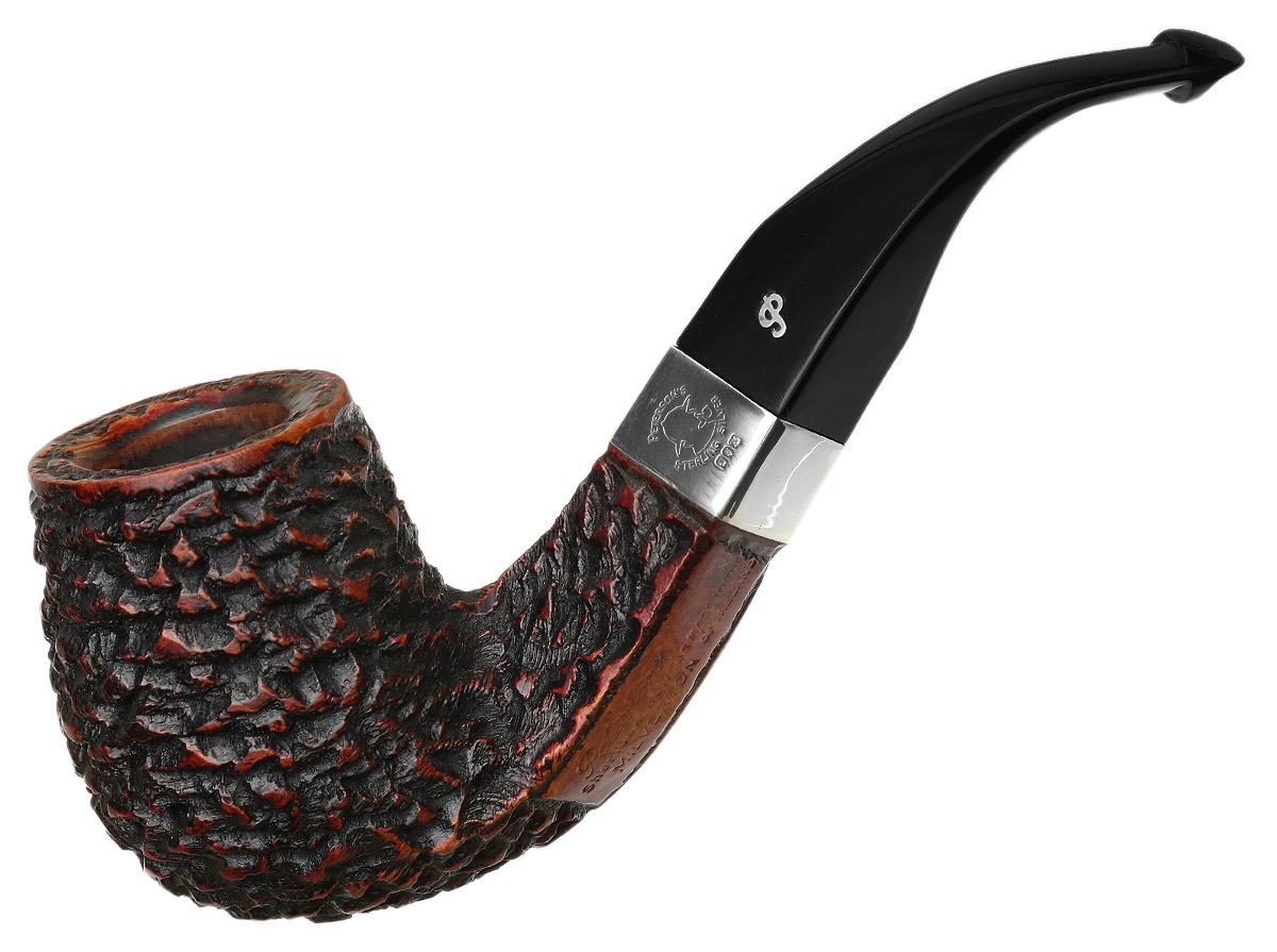 Irish Estate Peterson Sherlock Holmes Milverton Rusticated (P-Lip) (1996)