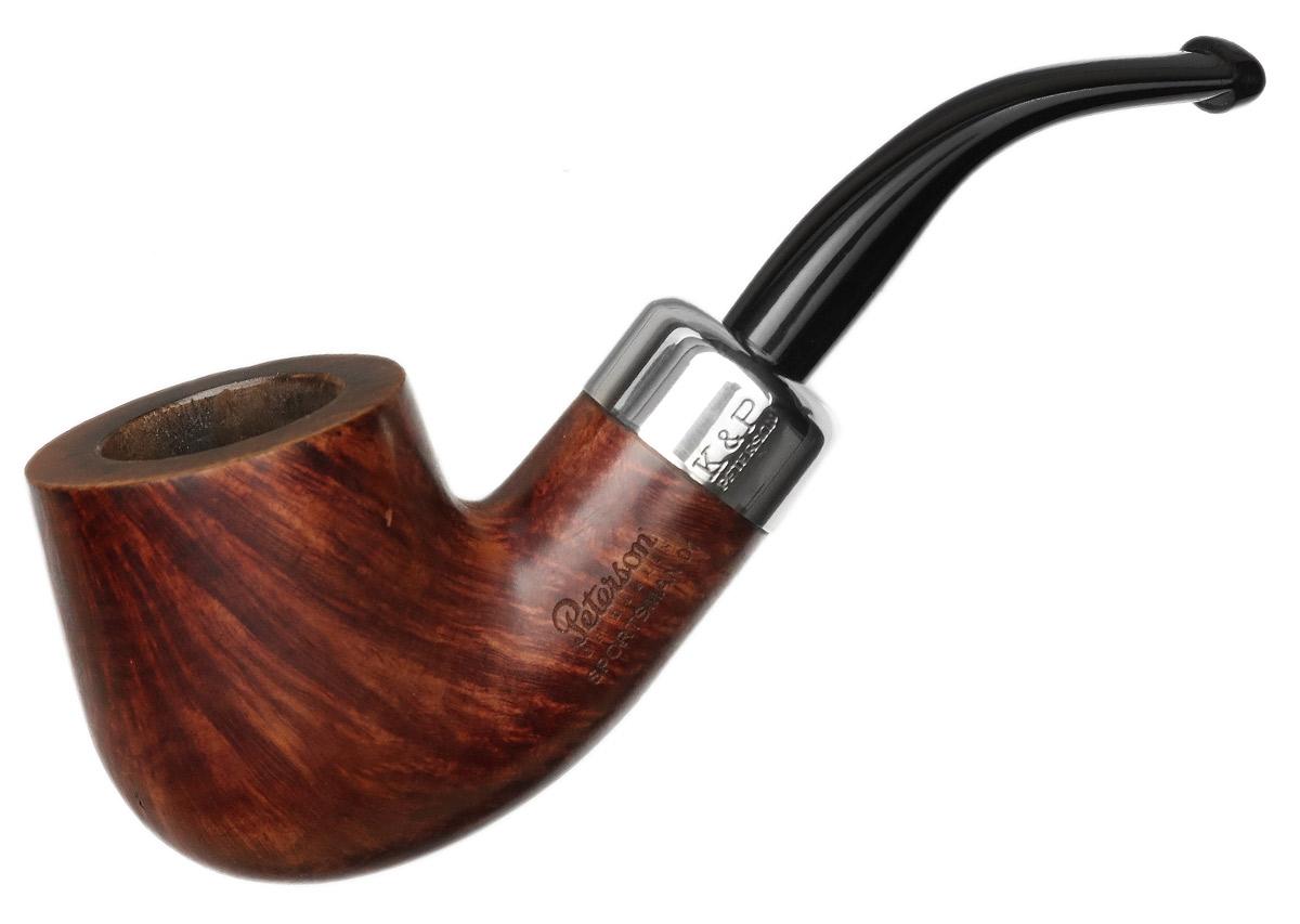 Irish Estate Peterson Outdoor Sportsman Smooth (01) (Fishtail)