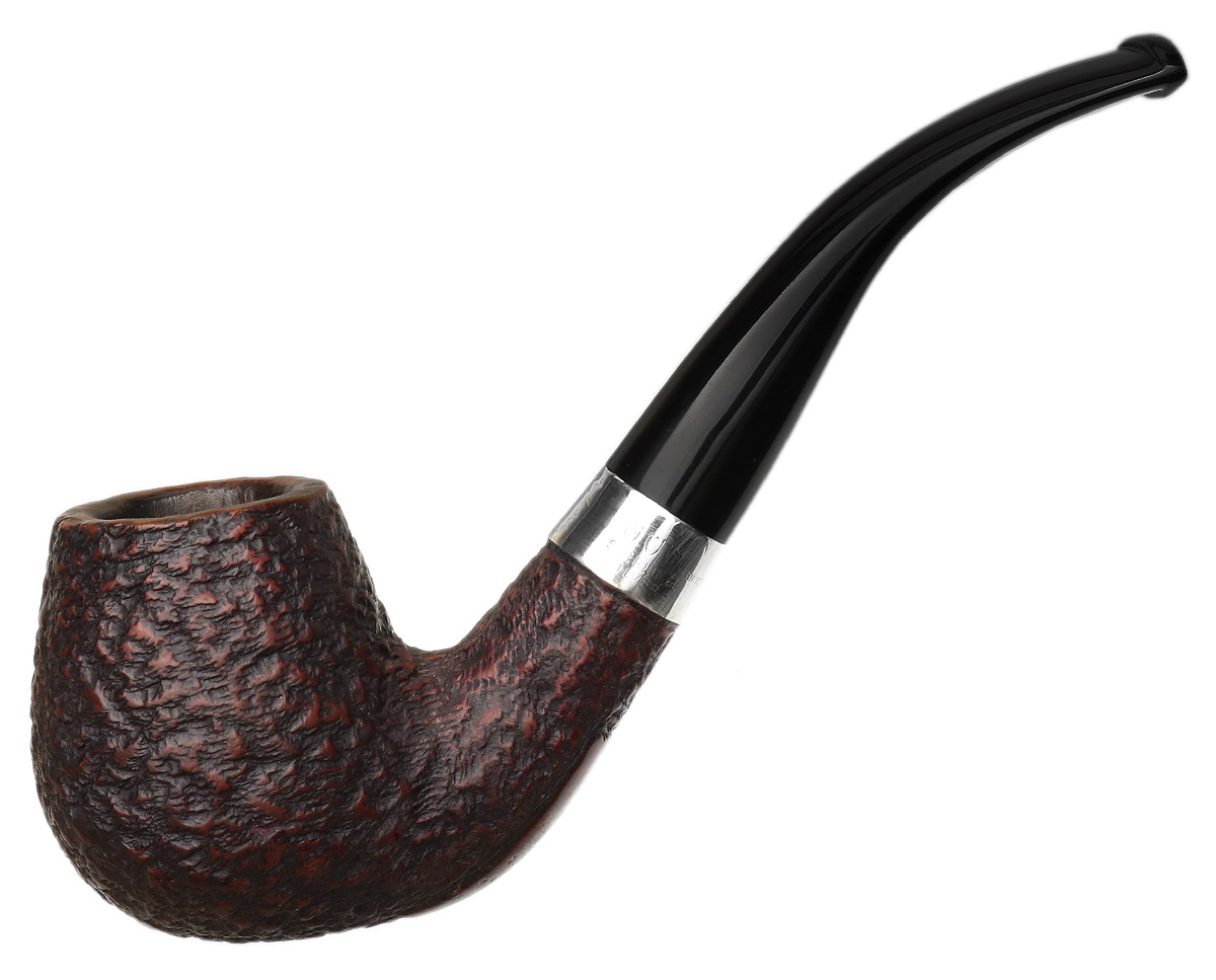 Irish Estate Peterson Donegal Rocky with Silver (68) (Replacement Stem)