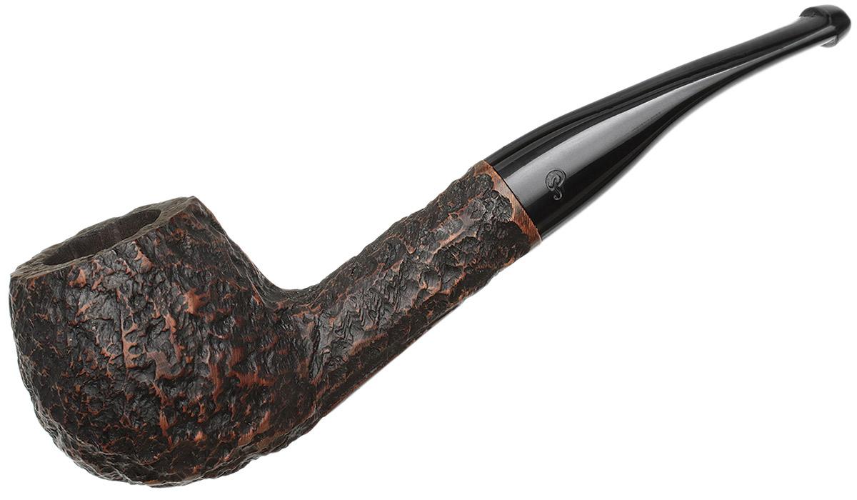 Irish Estate Peterson Aran Rusticated (408) (Fishtail)