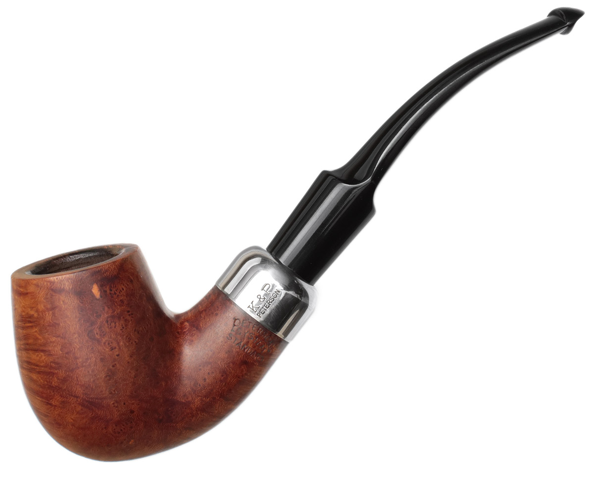 Irish Estate Peterson System Standard Smooth (307) (P-Lip)