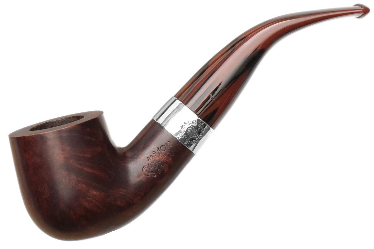 Irish Estate Peterson Irish Harp (01) (Fishtail) (2016)
