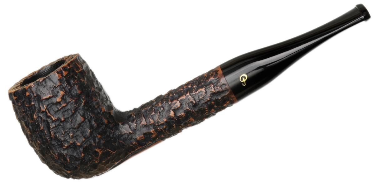Irish Estate Peterson Aran Rusticated (106) (Fishtail) (Unsmoked)