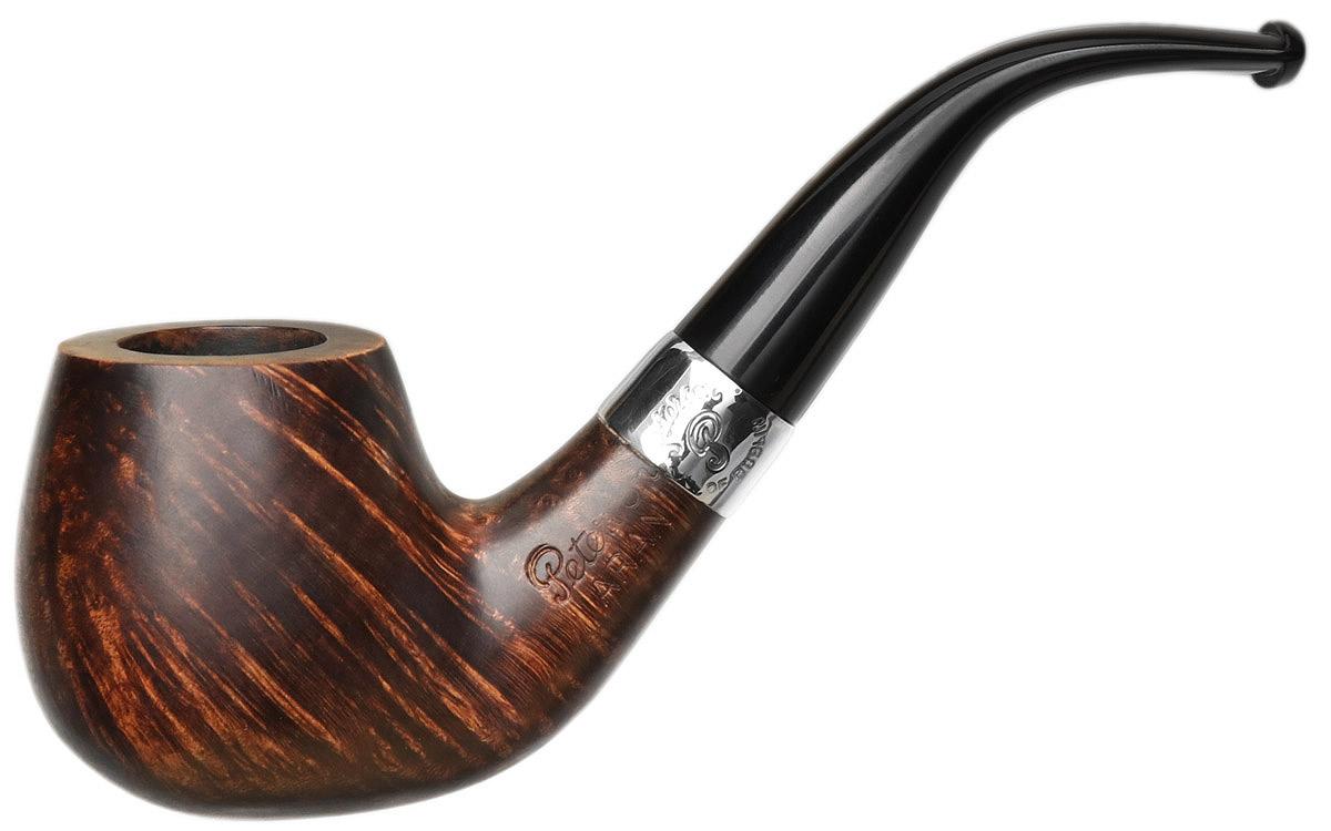Irish Estate Peterson Aran Smooth Nickel Mounted (68) (Fishtail)