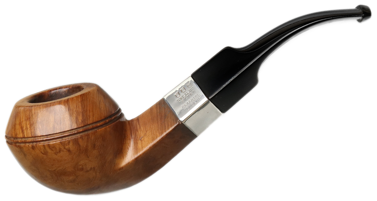 Irish Estate Peterson Sterling Silver (80S) (Replacement Stem)