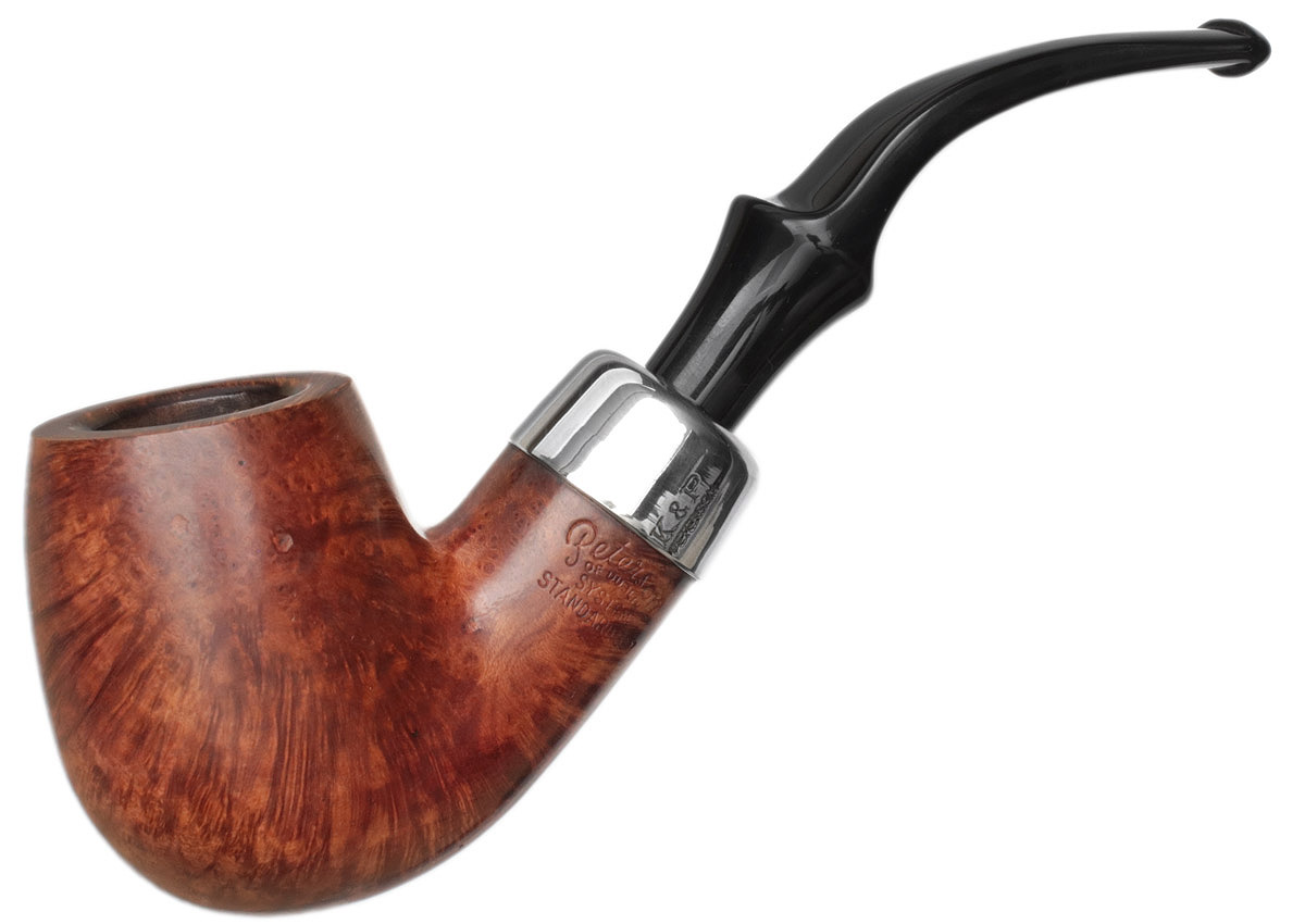 Irish Estate Peterson System Standard Smooth (307) (Fishtail)