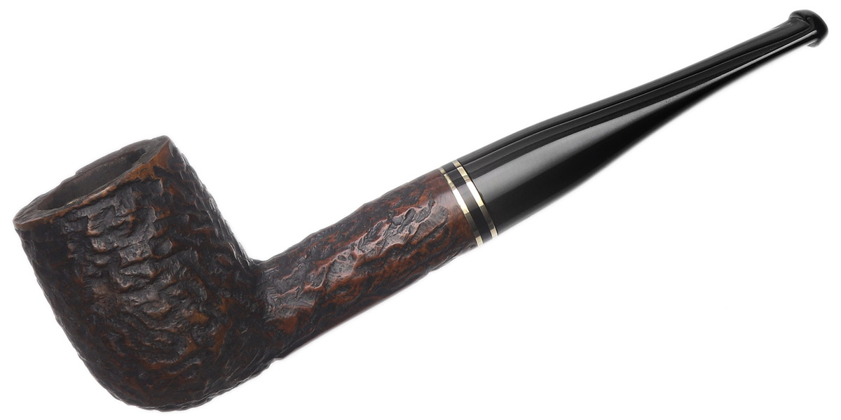 Irish Estate Peterson Kapet Rusticated (6) (Fishtail)
