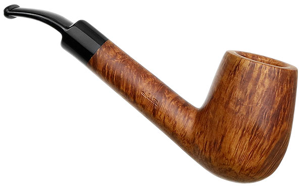 Italian Estate Savinelli Autograph Smooth Bent Billiard (4) (6mm) (Unsmoked)