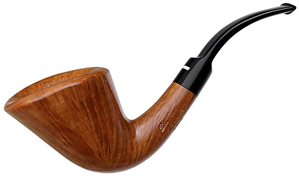 Italian Estate Don Carlos Fiammata Smooth Bent Dublin (One Note) (Unsmoked)