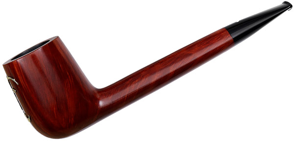 Italian Estate Caminetto Smooth Canadian with Silver (00.L.15) (Unsmoked)