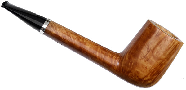 Italian Estate Caminetto Smooth Canadian with Silver (02.32) (Unsmoked)